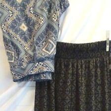 Ladies MAMBO Viscose PANTS  & Cotton On Body PANTS size 8