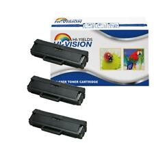 3PK MLT-D104S Toner For Samsung 104 ML1661 ML1665 ML1666 ML1667 ML1675 ML1865W