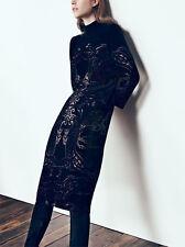 Zara Velvet Dresses for Women