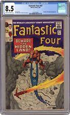 Fantastic Four #47 CGC 8.5 1966 2030330004