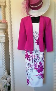 JACQUES VERT STUNNING MOTHER OF THE BRIDE OUTFIT 20