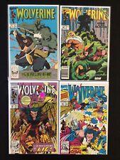 4 Issue Lot - Wolverine 14, 46, 49, 55  X-Men
