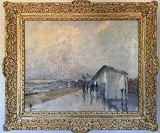 British Impressionist Oil Painting