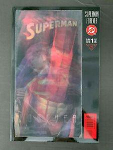 SUPERMAN FOREVER #1A  DC COMICS 1998 NM