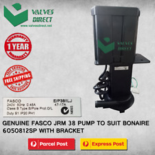 Genuine Fasco JRM 38 Pump to Suit Bonaire 6050812sp and Many Other Models