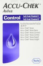 ACCU-Chek Aviva solución de control