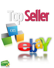 How To Become a Top Seller on eBay + 5 Extra eBooks on Marketing + Resell Rights