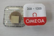 Omega 260 # 1200 Barrel & Arbor Genuine Swiss Federhaus  neu ungetragen