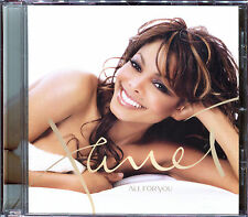 JANET JACKSON - ALL FOR YOU - CD ALBUM [1184]