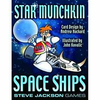 Star Munchkin: Space Ships - Munchkin Booster - Expansion - New