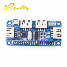 Raspberry Pi 4 Port USB Hub UART for Raspberry Zero/Zero W/3B+