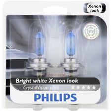 Philips Low Beam Light Bulb for BMW 135is 328i xDrive 550i M3 528i 330Ci nz