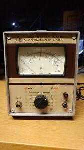 Millivoltmeter B3-38A