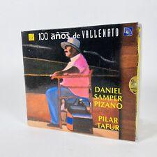 100 Anos De Vallenato 6 CD Set Daniel Samper Pizano Pilar Tafur