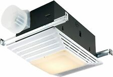 Broan-NuTone 696 Ceiling Exhaust Light for Bathroom and Home, 100-Watts, 100