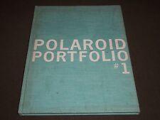 1959 POLARIOD PORTFOLIO #1 BY JOHN WOLBARST BOOK - KD 3859