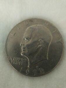 1978 United States Silver Dollar, Dwight D. Eisenhower