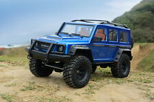 NEW !!! Hobao DC1 Trail Crawler RTR  W/ Printed Boby (BLUE) (LLJSTORE) US SELLER