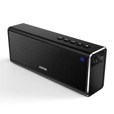 4000mAh 20W Drahtlos Tragbar Bluetooth Lautsprecher MP3 USB TF AUX Mic Speaker