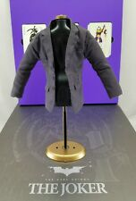 Genuine Hot Toys 1/6 DX01 Batman Joker action figure Heath Ledger Jacket only US