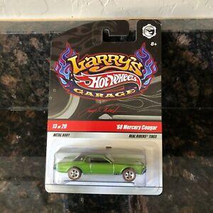 Hot Wheels '68 Mercury Cougar Larry's Garage 13/20 Q6