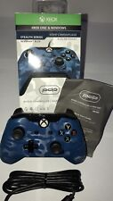 WIRED Xbox One Controller -PDP Revenant Blue Camouflage Edition (USED)25% OFF