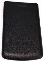 LG KM710 Slider Battery Door Back Housing Cover Plastic Black