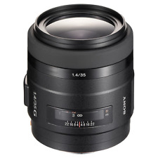 Sony 35mm f1.4 G Digital SLR Camera Lens
