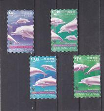 Hong Kong 1999 - MNH - Vissen/Fish/Fische (WWF / WNF)