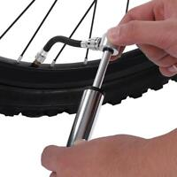 Portable Mini Bicycle Pump 120 PSI High Pressure Cycling Hand Air Pump Bike Pump