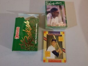 1990 DONRUSS THE ROOKIES BASEBALL SET