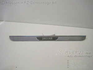 door sill protector front right Jaguar S-Type CCX 01.99-