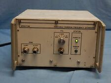 Efratom PRFS-202 Portable Rubidium Frequency Standard TESTED