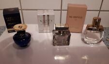 Parfum ♡  Miniaturen ♡  Flacons ♡ Chloe ♡ GUCCI ♡ Versace * Dylan Blue * ♡