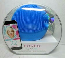 FOREO Luna Fofo Smart Beauty Coach Facial Cleansing Brush (BLUE)