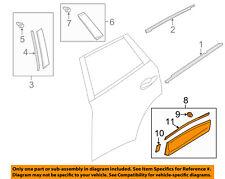 MAZDA OEM 13-15 CX-5 Rear Door Body Side-Lower Molding Trim Left KD5351RD0B