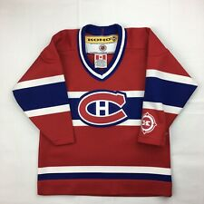 Koho NHL Montreal Canadians Jersey Toddler One Size Official Licensed