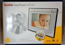"Kodak EasyShare M1020 10"" Digital Picture Frame Good Condition"