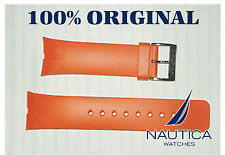 NAUTICA REPLACEMENT BAND/STRAP ORANGE 100%  ORIGINAL N16538 N13519 N16533 N16537