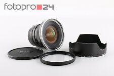 Carl Zeiss 18 mm 3.5 T * Distagon N pour Nikon + très bien (200514)