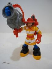 FISHER PRICE RESCUE HEROES WENDY WATERS FIREFIGHTER 77078