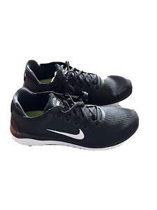 Nike Free RN 2018 'Black White' Men's Running Shoe 942836-001