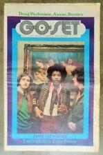 GO-SET Vintage Magazine October 11 Vol 4 No 41 1969 Hendrix Easybeats Beatles