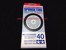 Tamiya 53747 RC GP Rear Sponge Tires 40 - 30mm width