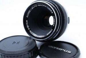 【Exc+++】Olympus OM-System Zuiko MC Auto Macro 50mm f3.5 f/3.5 #119898