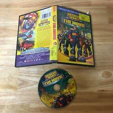 Rescue Heroes The Movie DVD
