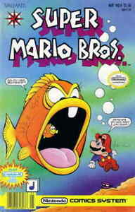 Super Mario Bros. (2nd Series) #4 VF; Valiant | save on shipping - details insid