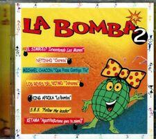 La Bomba 2  (2 CDS SET) (Portugal Import)   BRAND NEW SEALED CD