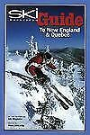 Ski Magazine's Guide to New England and Quebec-ExLibrary