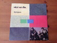 ALPHAVILLE - 1984 Vi YL 45rpm 7-Single - BIG IN JAPAN